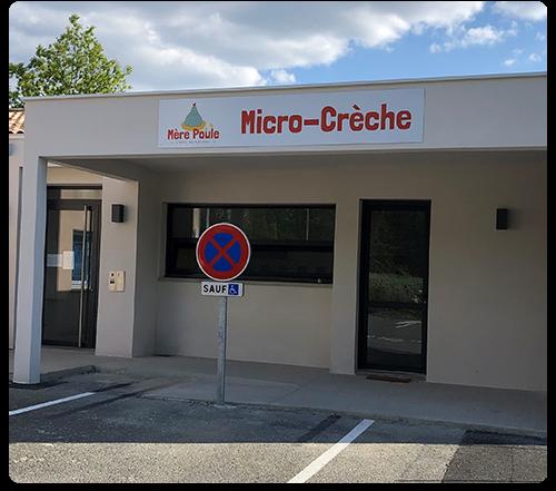 Floirac micro crèche mère poule